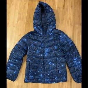 Galaxy lightweight cold control puffer